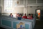 gemeinsame Besichtigung einer Kirche