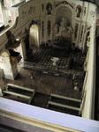 eindrucksvoller Blick ins Kirchenschiff